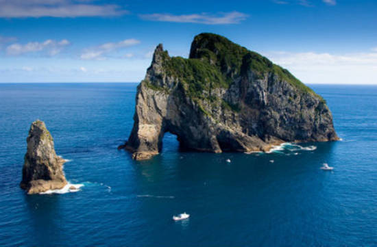 Bay of Islands and Northland Helicopter Tour