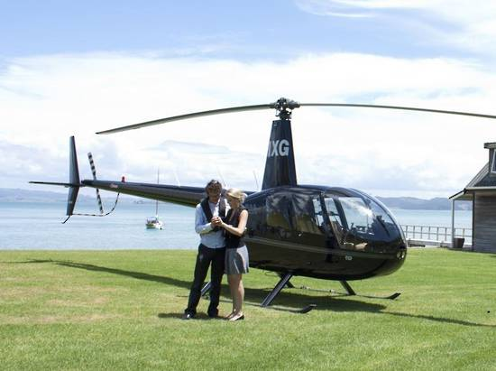 Propose on Waiheke Island - Includes dinner