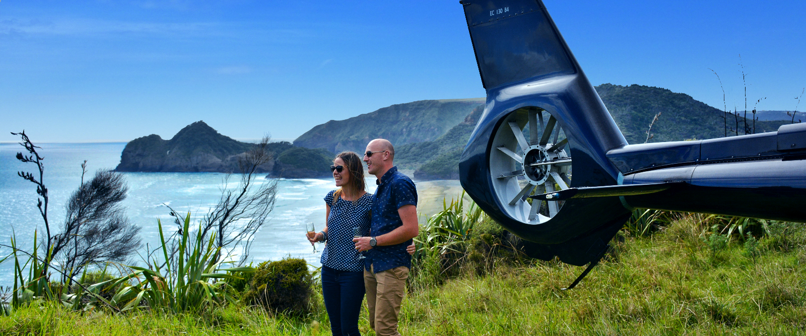 NZ Helicopter Rides