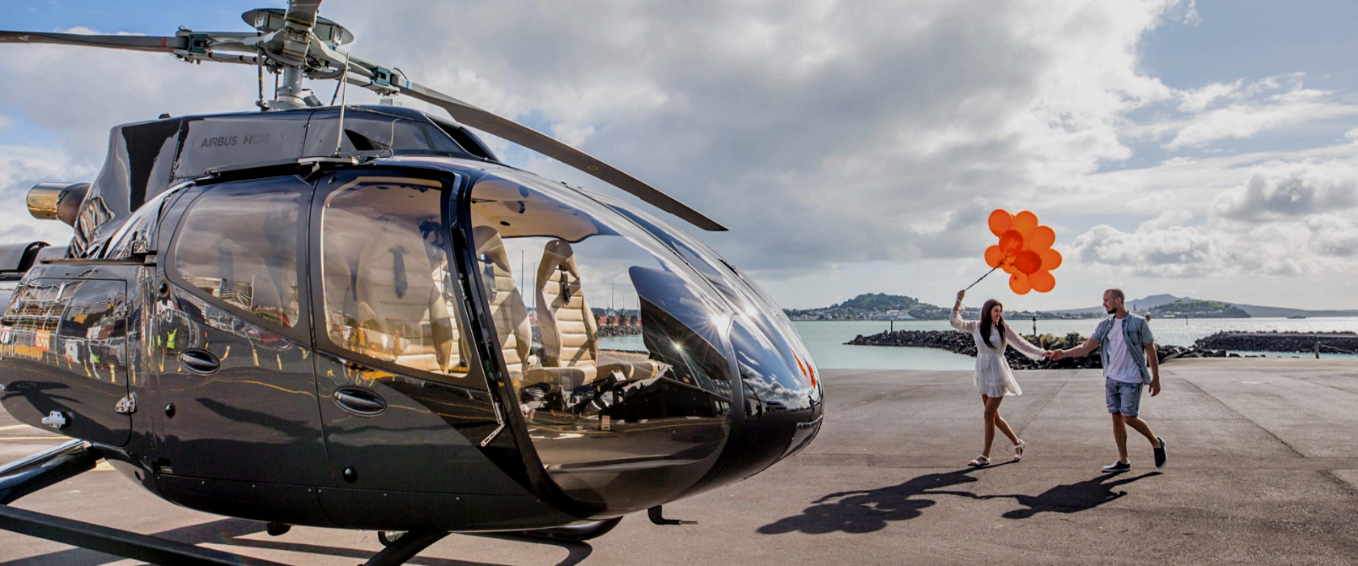 Helicopter Tours & Rides Auckland   Mechanics Bay & Airport